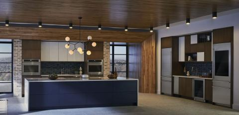 Midcentury Kitchen